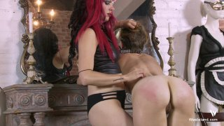 Members Only Preview - FemDom Rampage - Starla's Dungeon