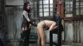 Members Only Preview - Cybill Troy Is Vicious: Slave Tener's Initiation Part 2