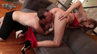 Streaming porn video still #2 from Hot For Transsexuals 4