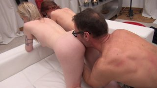Streaming porn video still #2 from Rocco's Intimate Castings #9