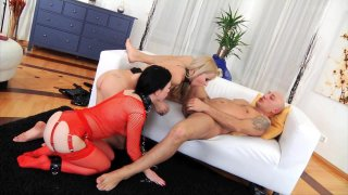 Streaming porn video still #7 from Gape Party