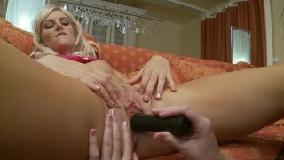Streaming porn video still #7 from Pure Lesbian Sensation