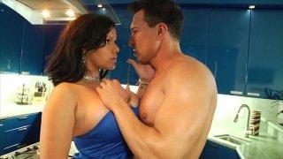 Streaming porn video still #2 from Finest Porn Star Boobs