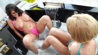 Streaming porn video still #1 from Finest Porn Star Boobs