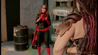 Streaming porn video still #9 from Batwoman