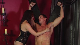 Streaming porn video still #2 from Corrupted By The Evils Of Fetish Porn