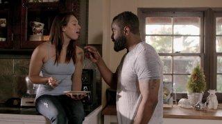 Streaming porn video still #2 from Interracial Family Needs