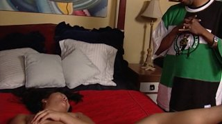 Streaming porn video still #1 from Black Poles Asian Holes