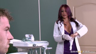 Streaming porn video still #1 from Nympho Nurses And Dirty Doctors 2