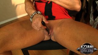 Streaming porn video still #7 from Aziani's Iron Girls 2