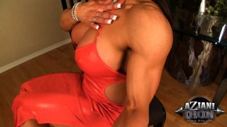Streaming porn video still #1 from Aziani's Iron Girls 2