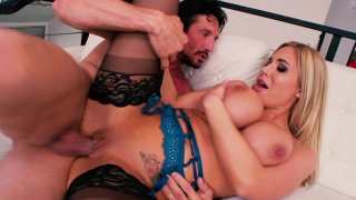 Streaming porn video still #9 from Axel Braun's Dirty Blondes