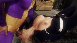 Streaming porn video still #6 from Captain America XXX: An Axel Braun Parody