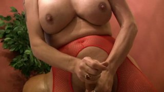 Streaming porn video still #8 from T-Girls Solo 4