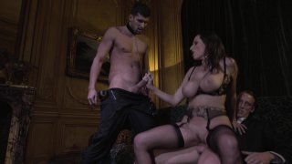 Streaming porn video still #5 from Revenge Of A Daughter