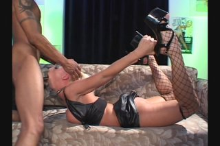Streaming porn video still #2 from White Asses Swallow Chocolate Cocks