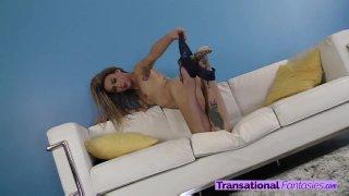 Streaming porn video still #3 from Athena Addams