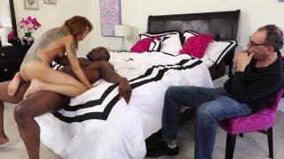 Streaming porn video still #9 from Interracial Cuckold 2