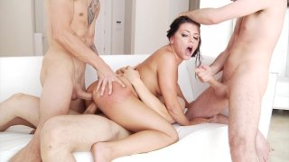 Streaming porn video still #3 from Gangbang Me