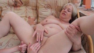 Streaming porn video still #4 from Mature British Lesbians #1