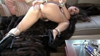 Streaming porn video still #1 from Taboo Teens: Paddled & Plugged