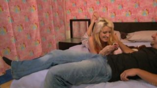 Streaming porn video still #2 from Monsters Of Jizz Vol. 33: Clothed Female Nude Male