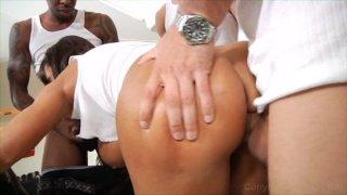 Streaming porn video still #3 from DP Domination