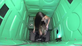 Streaming porn video still #1 from Real Public Glory Holes 5