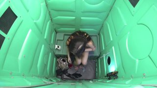 Streaming porn video still #6 from Real Public Glory Holes 5