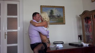 Streaming porn video still #2 from MILF Secretaries