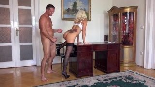 Streaming porn video still #6 from MILF Secretaries