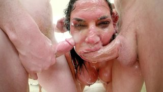 Streaming porn video still #7 from Jasmine Jae: No Holes Barred