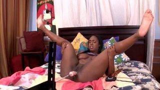 Streaming porn video still #8 from Violation Of Layton Benton