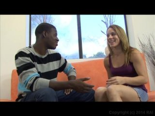 Streaming porn video still #1 from This Isn't My 1st Black Cock #3