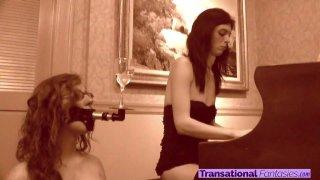 Streaming porn video still #1 from Mandy Mitchell, Juliette Stray & Kimberly Kills