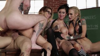 Streaming porn video still #19 from Jessica Drake Is Wicked