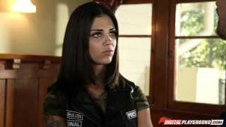 Streaming porn video still #1 from Sisters Of Anarchy