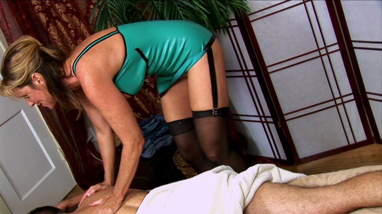 Got her Jodi west massage