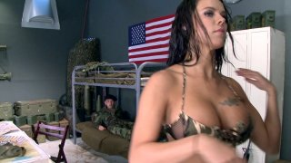 Streaming porn video still #1 from World War XXX