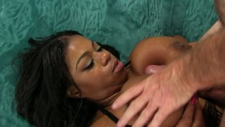 Streaming porn video still #7 from Sistahs Love White Cock 5