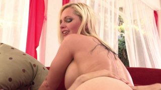 Streaming porn video still #5 from Cougar Creampie