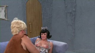 Streaming porn video still #1 from Flintstones, The: A XXX Parody