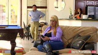 Streaming porn video still #10 from Stepfamily Secrets