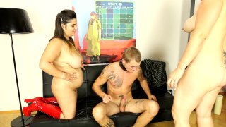 Streaming porn video still #8 from Big Bossy Babes