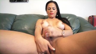 Streaming porn video still #7 from Tranny Panty Busters 6