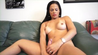 Streaming porn video still #8 from Tranny Panty Busters 6