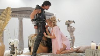 Streaming porn video still #1 from Xena XXX: An Exquisite Films Parody