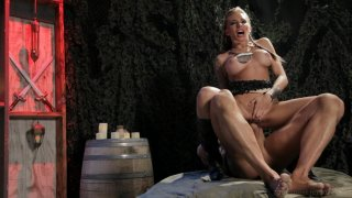 Streaming porn video still #6 from Xena XXX: An Exquisite Films Parody