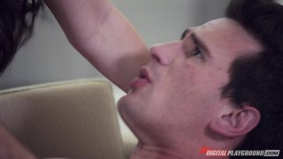 Streaming porn video still #6 from When Daddy's Away