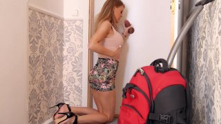 Streaming porn video still #1 from Boob Busters